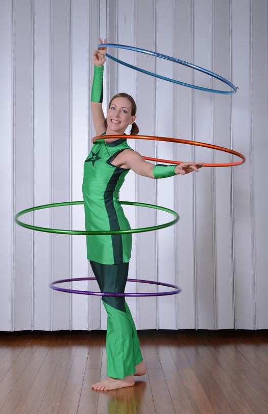 One Woman Circus Sophie Latreille